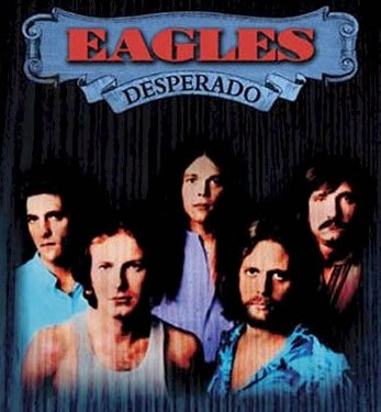 the eagles rock band albums